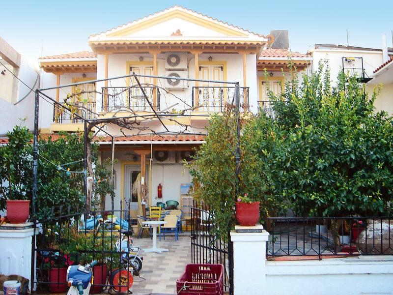 Appartementen Viktor I en II - Skala Kallonis - Lesbos